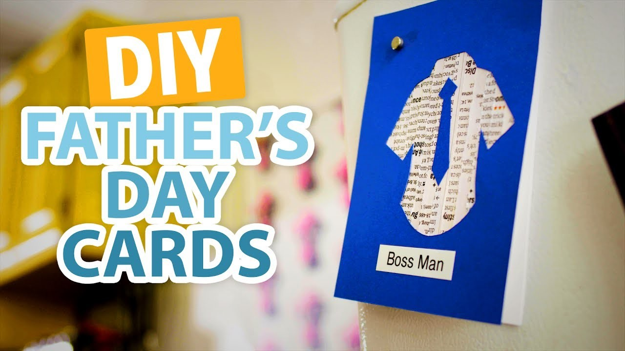 DIY Fathers Day Cards- HGTV Handmade