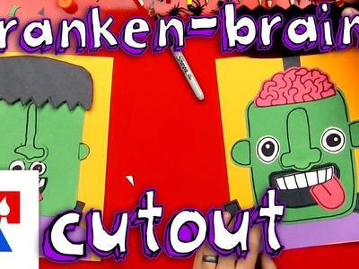 Franken Brain Cutout