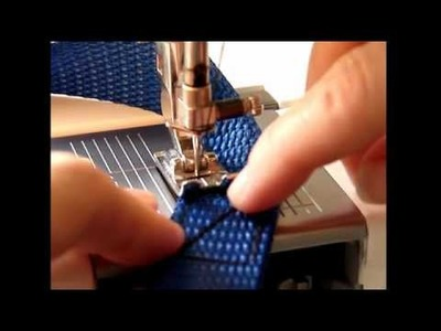 """Hammock """"How To"""" -- Making A Tree Strap"""