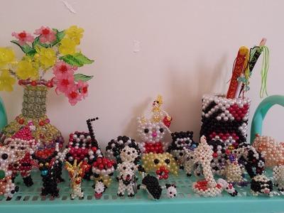 Handmade toys for kids- Beautiful Animal handmade beaded Collection    Sunmoon TV