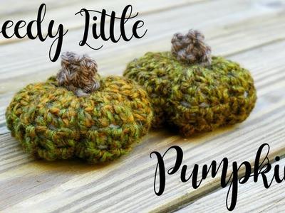 How To Crochet A Tweedy Little Pumpkin