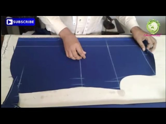 ► How to Easily shirt cutting bangla - gents shirt full hands cutting with bangla  tutorial✓