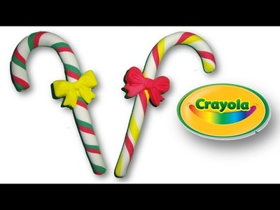 How to make a Candy Canes from Crayola