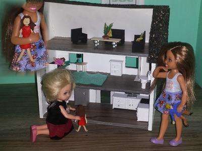 How to make Miniature Dolls