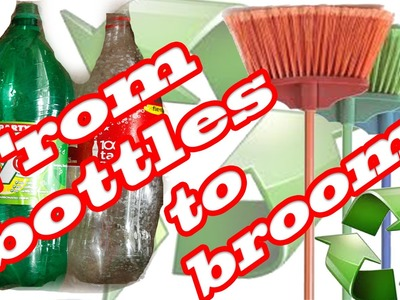 Most Amazing Recycling Creations from Bouttles to Brooms