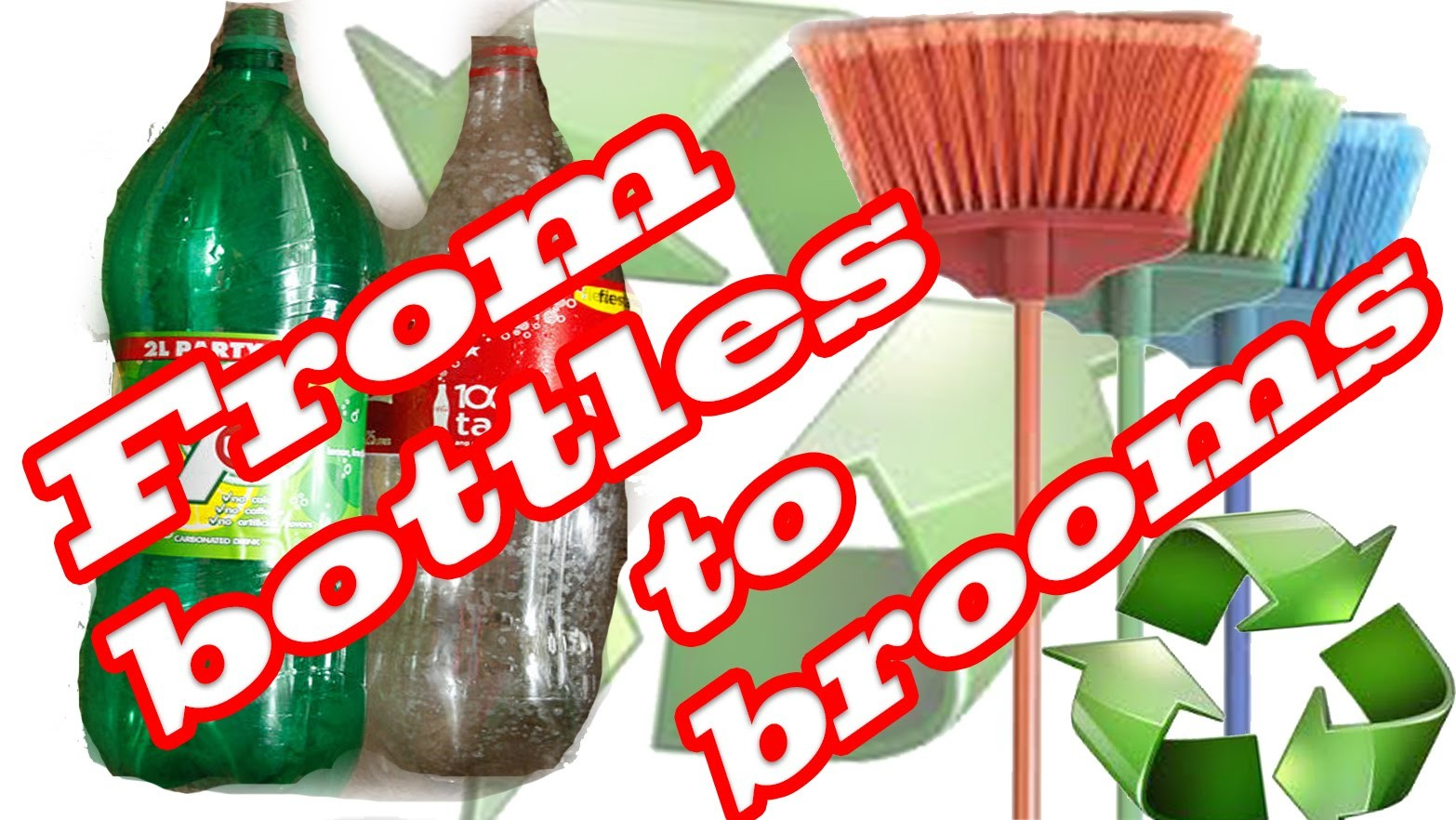 Most amazing recycling creations from bouttles to brooms for Amazing recycling projects