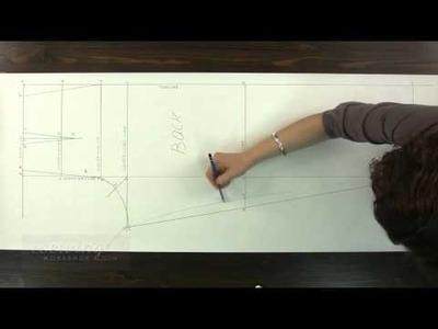Pants Block Pattern Drafting - Introduction (FREE SAMPLE)