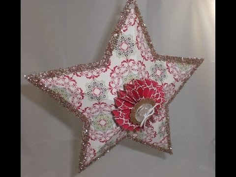 Star from one piece of paper