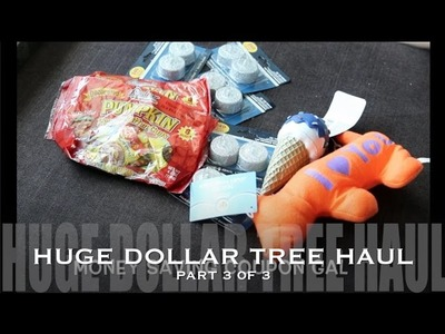 ????????????***HUGE***???????????? DOLLAR TREE HAUL ~ PART 3 OF 3
