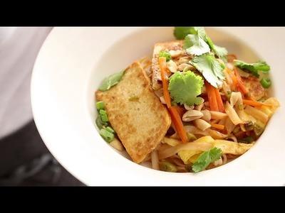 Vegetable and Tofu Pad Thai | Everyday Food with Sarah Carey