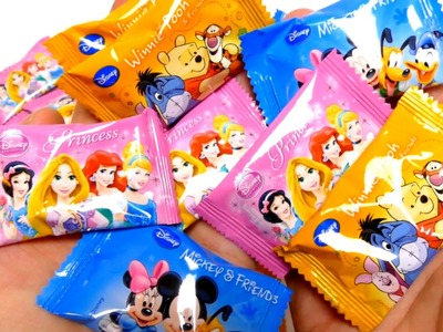 Winnie The Pooh, Disney Princess & Mickey Friends Chocolates