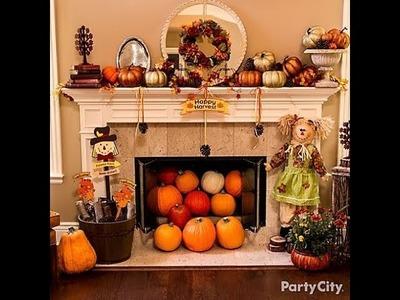 2017 Awesome Autumn Decorating Ideas