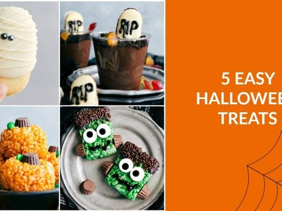 5 Easy Halloween Treats