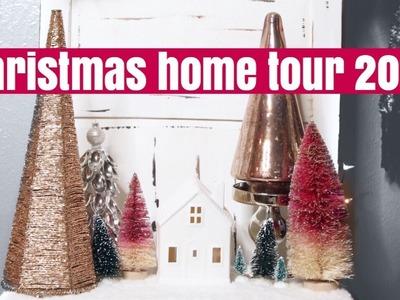 Christmas Home Decor Tour 2017   12 Days of Kristmas (10)