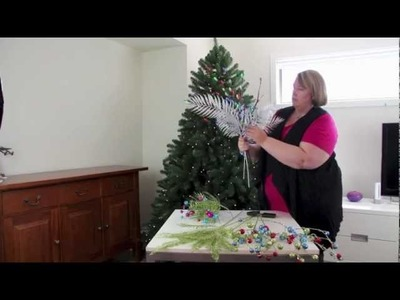 Christmas Tree Topper - How To Video
