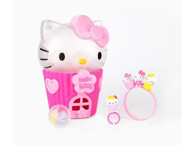 DIY Hello Kitty Pen Holder |Amazing !!!