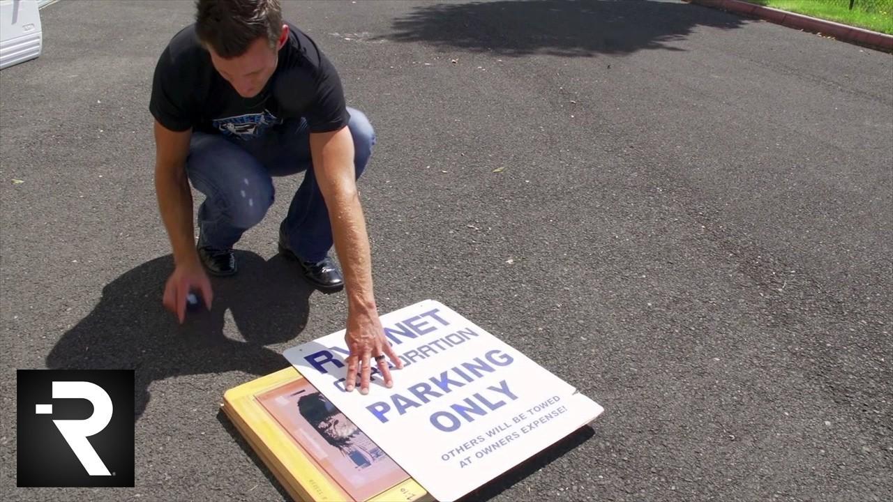 How to Screen Print: How to Expose a Screen in the Sun w. Emulsion