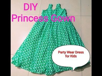 HOW TO SEW A DRESS FOR 5 YEAR OLD GIRL?DIY.S.A.GALLERY