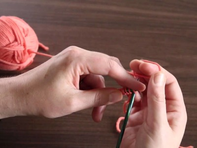 Learn to Knit Club: Learn to Knit a Scarf, Part 4: The Knit Stitch