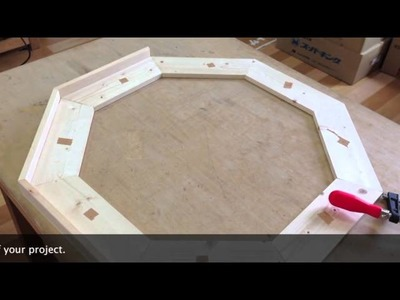 Making a Crokinole Board (DIY)