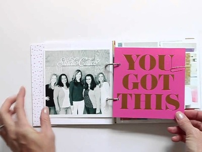 May Project Life® Album with Stephanie Bryan