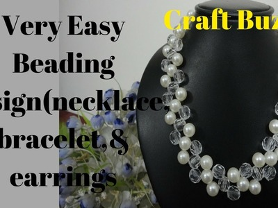 Very Easy Beading Design You Can Make This Easily