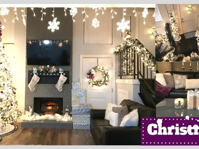 CHRISTMAS DECORATED HOUSE TOUR 2017!