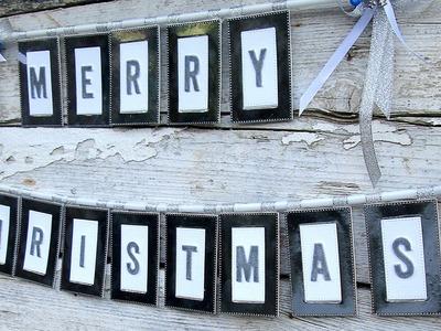 DAY 5 - Christmas Bunting