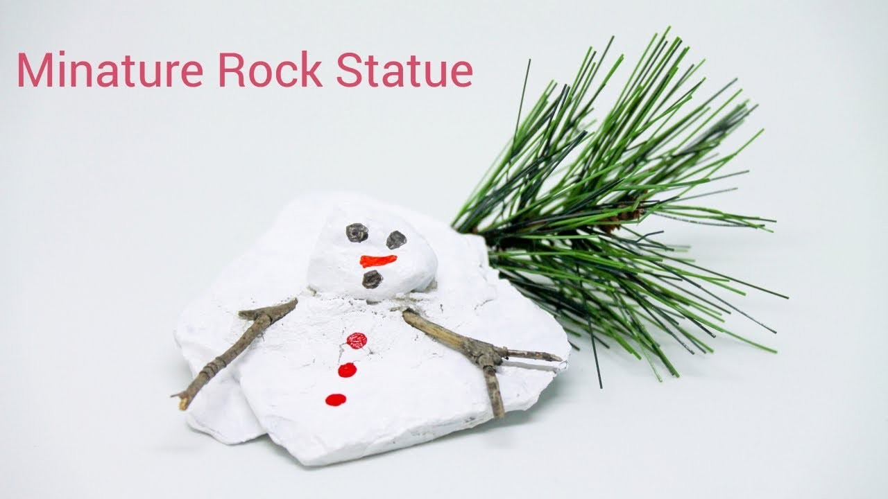 DIY Christmas Gift Idea - The Demise of Frosty