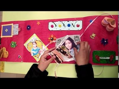 DIY HANDMADE BIRTHDAY SCRAPBOOK IDEAS   EASY   SIMPLE   BEAUTIFUL   SPECIAL   PAPER CRAFT