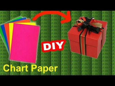 DIY | How to make exploration box  amazing gift box | Gk craft