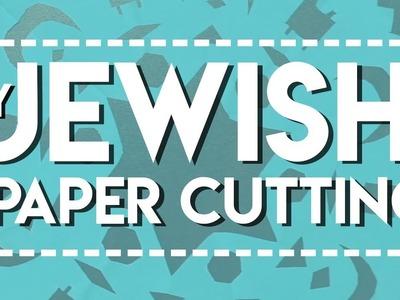 DIY Jewish Paper Cutting: A Fun Craft Project for Kids 8+