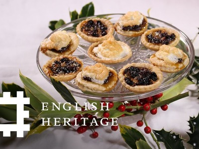 How to Make Mince Pies - The Victorian Way