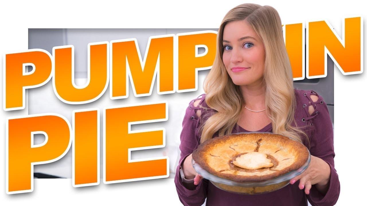 ???? How to make Pumpkin Pie Mistakes