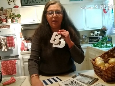 Last minute Gift ideas anyone can Craft Dollar Tree  Episode 5 Craftmas Series