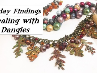 Love Creating Jewelry with Lots of Dangles? Make It Simple With This Quick Tool Tip-Friday Findings