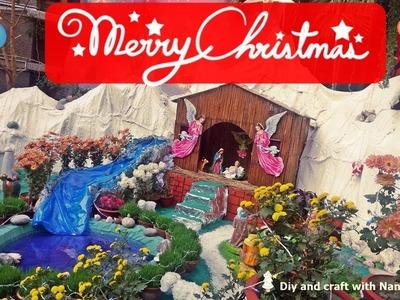 Merry Christmas ||  Christmas 2017 || Christmas Craft Ideas