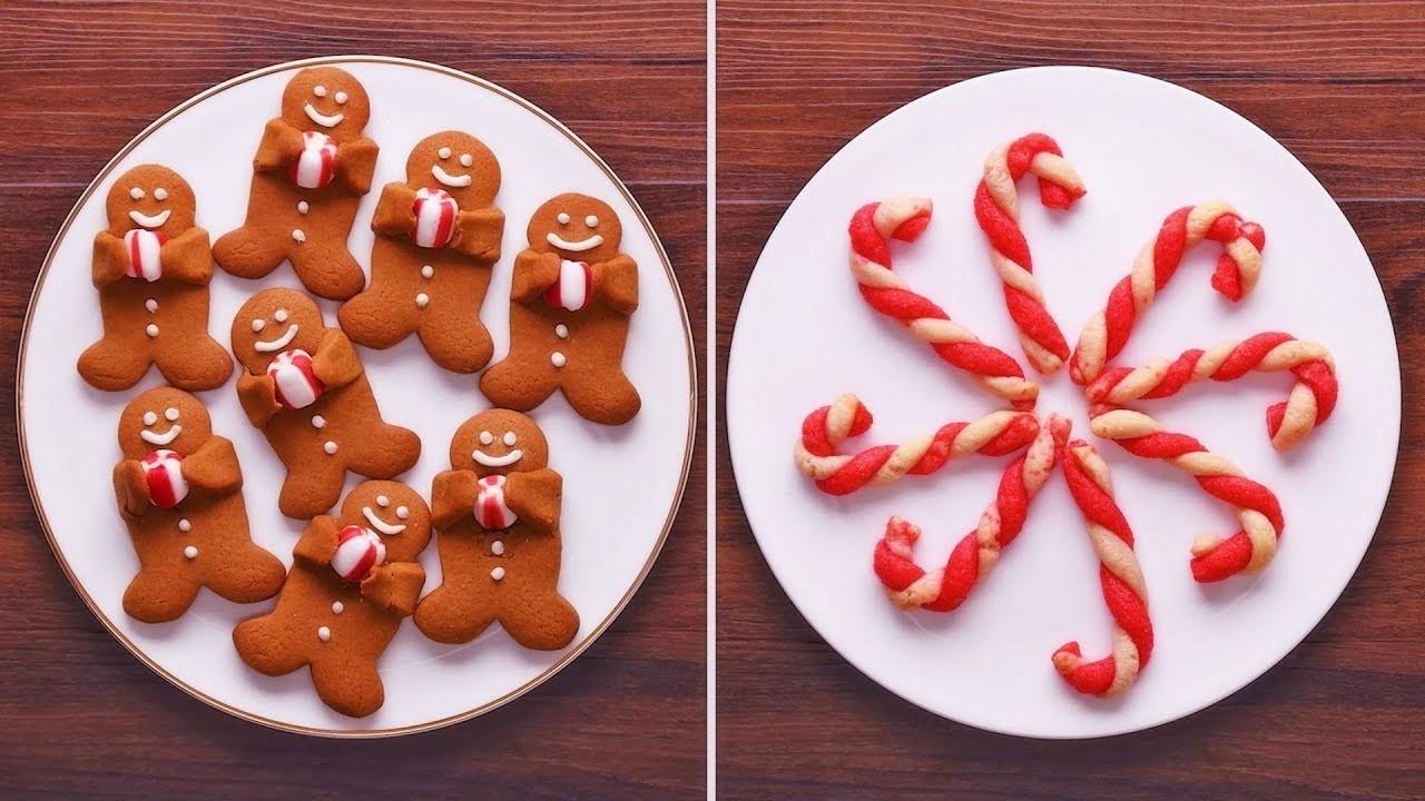 Christmas Cookies   Yummy DIY Christmas Treats by So Yummy