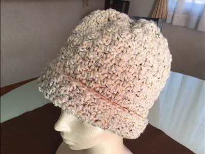 Crochet Hat Tutorial | Easy and Fast | Beginner Level