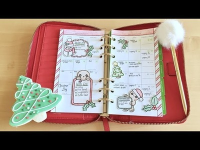 DIY Decorate your own Christmas Planner