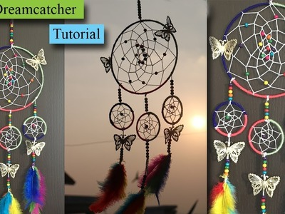 DIY| How to make Dreamcatcher | Dreamcatcher Tutorial