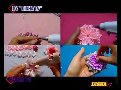 How to make baby headband tutorial hair bow,Diy ribbon bow
