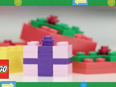 How to make LEGO Presents! LEGO How To Christmas Decoration