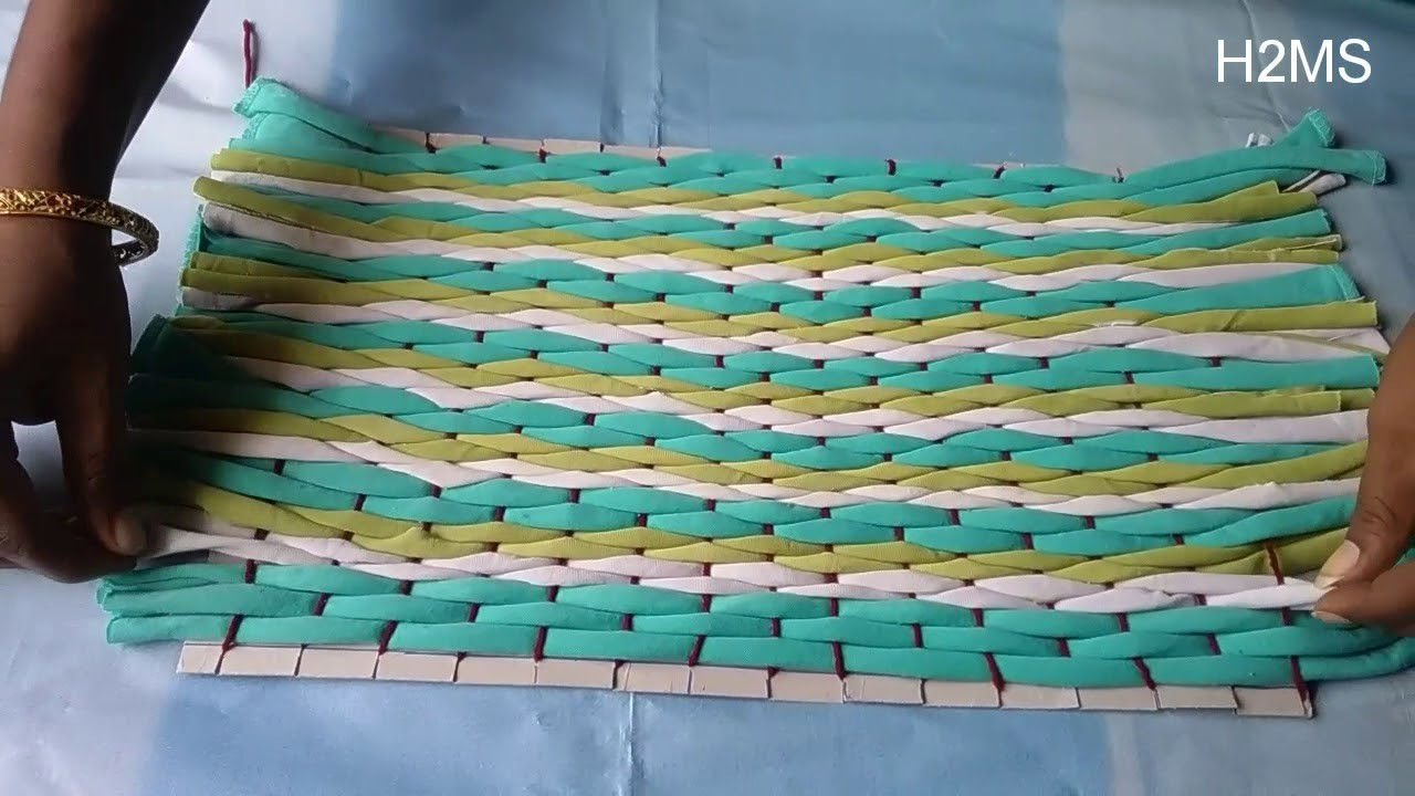 How To Make An Old T Shirt Rug Edge Engineering And