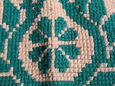 How to make Woolen mat