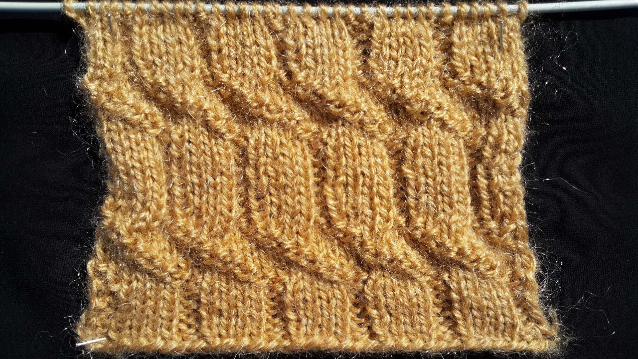 Very Easy Knitting Pattern for Gents Sweater