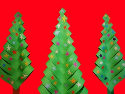 Christmas Tree | How To make Beautiful Christmas Tree | DIY Christmas Tree | Xmas Tree