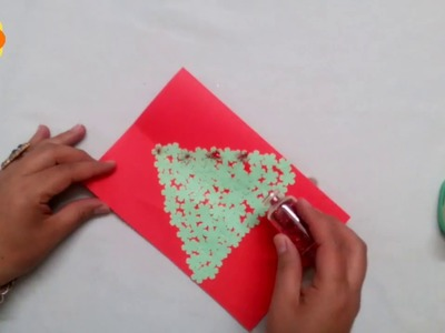 Kids Diy Paper Crafts For Kids How To Make A Greeting
