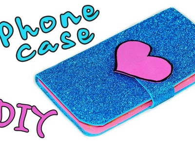 Easy DIY crafts | How to make phone case | DIY phone case | Julia DIY