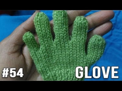 How to Knit Gloves | New Beautiful Knitting pattern Design #54 2017
